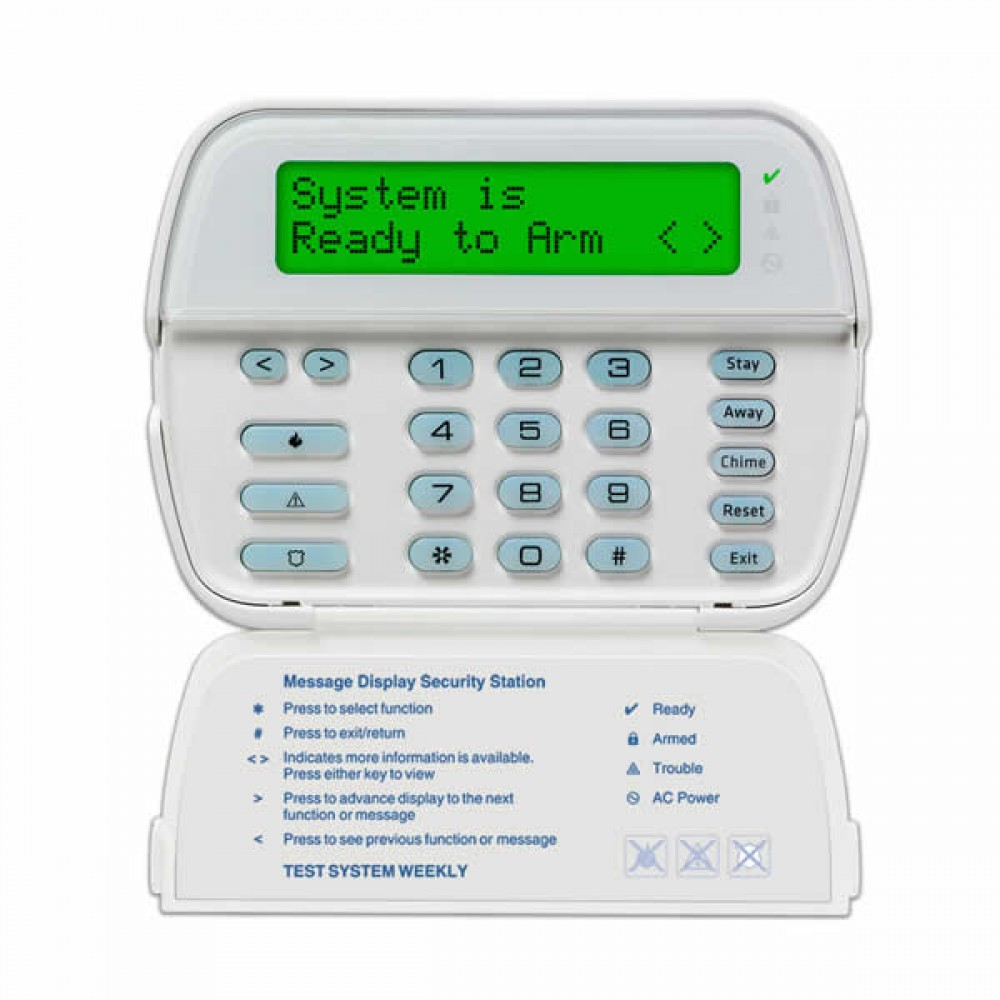 Dsc User Manual Various Owner Guide 5010 Wiring Diagram Time Date Programming For Control Panel Operation Rh Globalteksecurity Ca Dcs 5020l