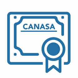 Globaltek Security Technicians are CANASA-certified