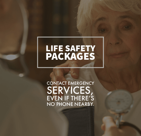Globaltek Security - Life Safety Package