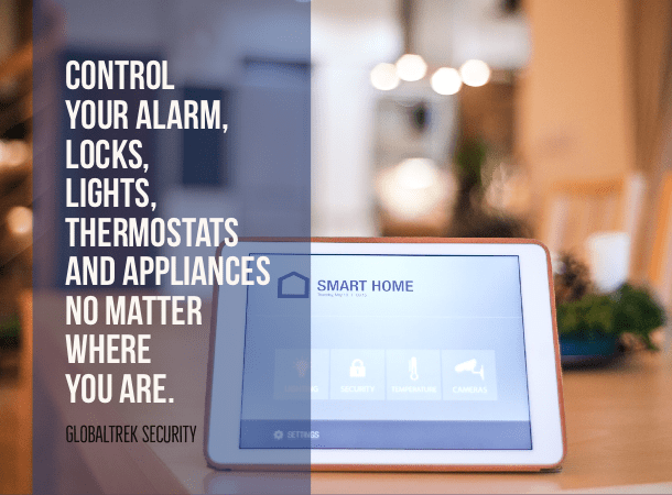 SMARTER HOME SECURITY