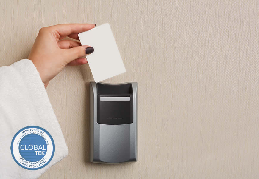 Why building access control systems are important for overall Safety.