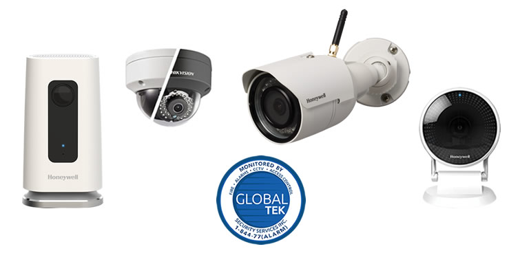 Globaltek Security - Home Security Surveillance Cameras